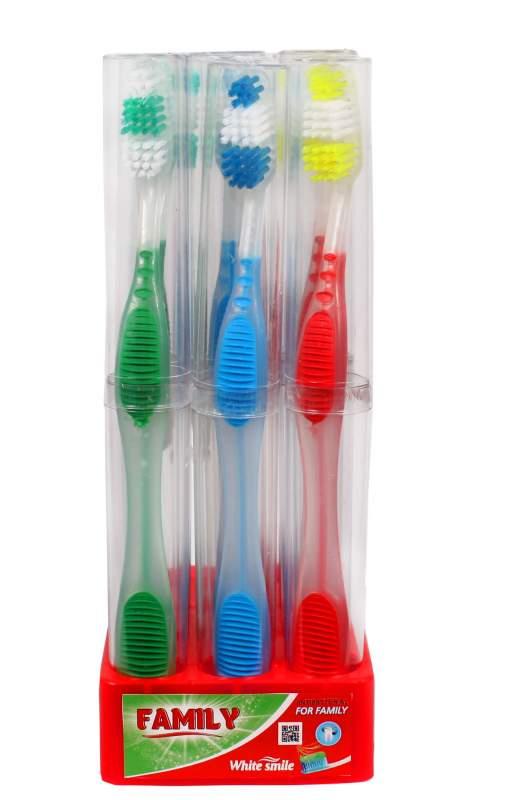 Зубная щетка FAMILY