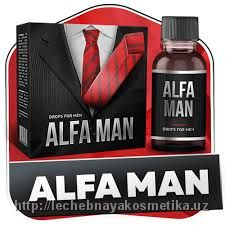Карли Alfa Man для потенции в Ташкенте