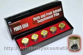 Могучий хан (PowerKhan) от простатита