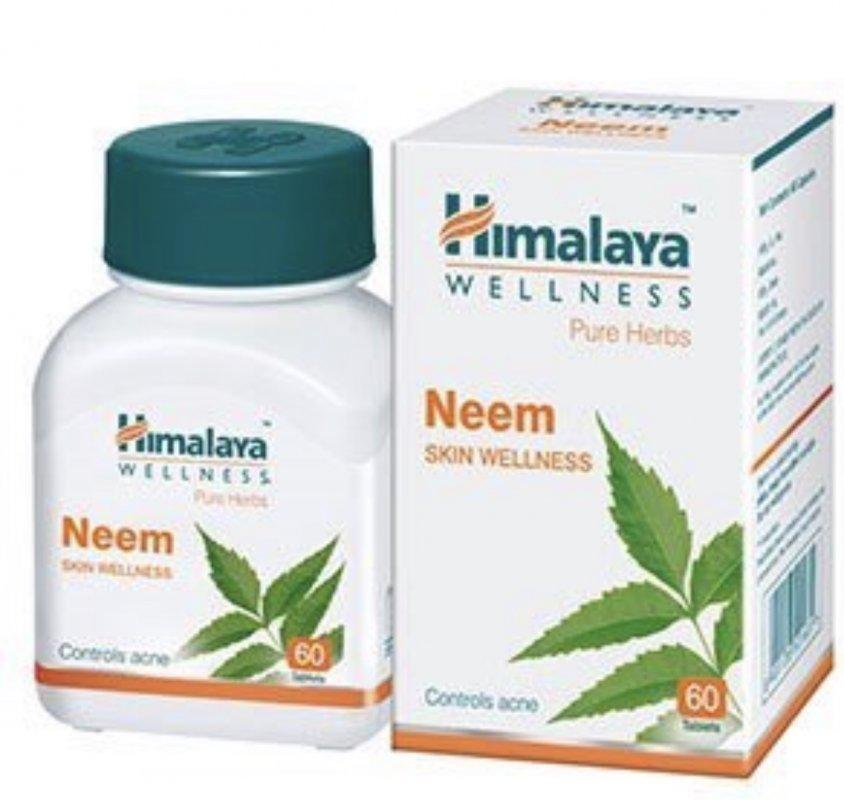 """""""Ним"""" от компании """"Гималаи"""", 60 таблеток (Neem Himalaya)"""