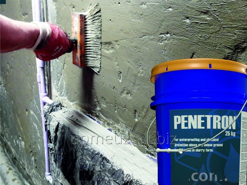 гидроизоляция для бетонной смеси