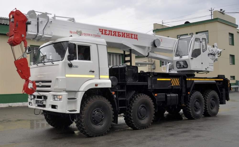 Автокран КС-65717-34
