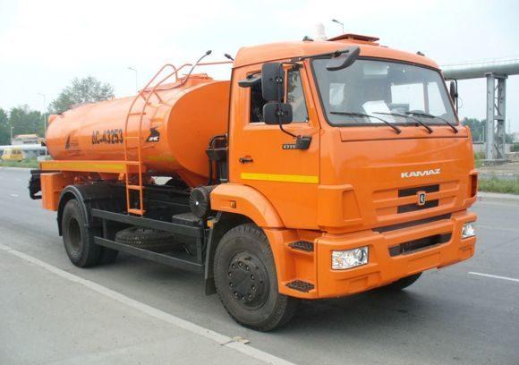 Автогудронатор ДС-43253
