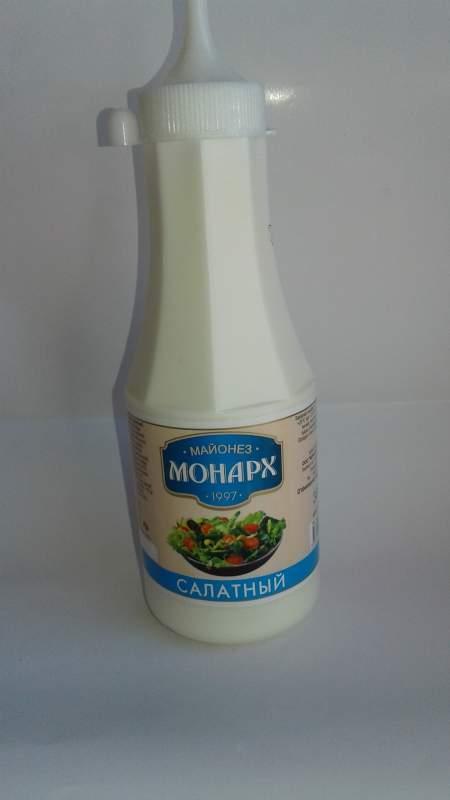 Купить Майонез Монарх салатный 0,3 кг
