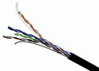 Купить Сетевой кабель КСВПП-5е 4х2х0,52