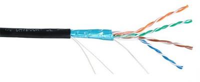 Купить Сетевой кабель КСВППЭ-5е 2х2х0,5