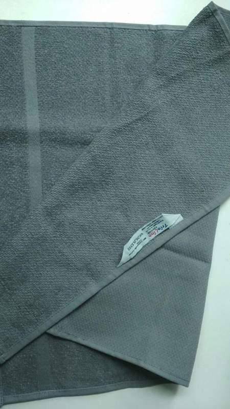 Махровое полотенце для кухни 50/70. TrioLino ( Kract GmbH & Co.KG) Германия. Состав:  100 % хлопок .