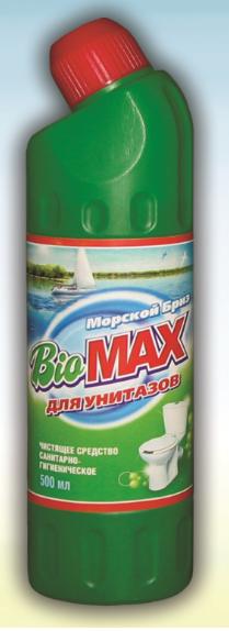"""Купить Средство для унитаза """"BioMax"""""""