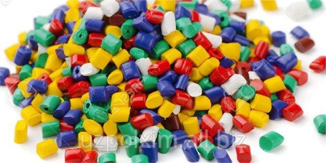 Красители для пластмасс - Masterbatch
