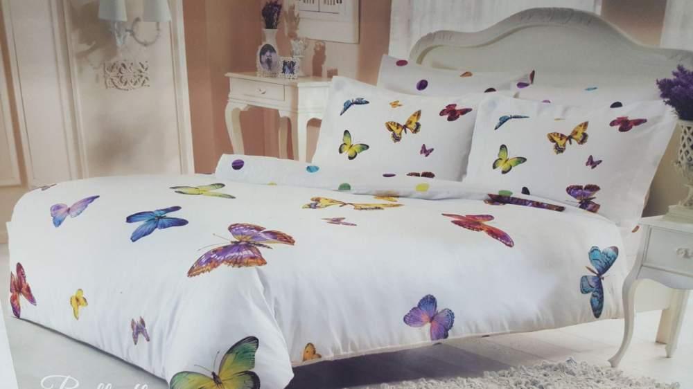Постельное белье от фирмы Tivolyo Home качества сатин.