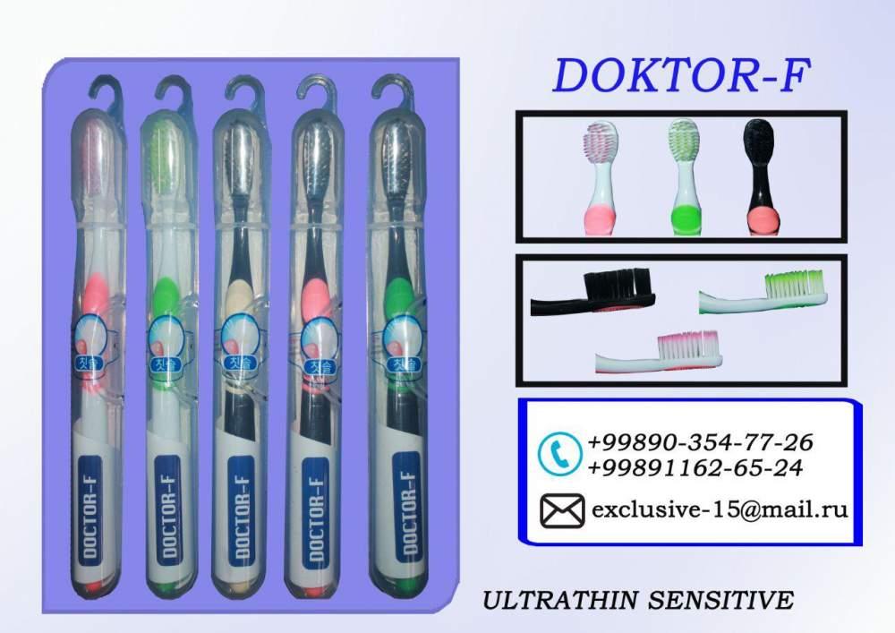 Купить Зубная щетка Doctor-f soft toothbrush