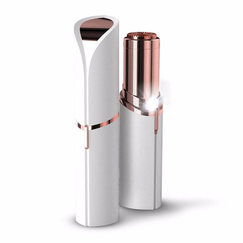 100 % ОРИГИНАЛ Эпилятор или электроэпилятор для лица Flawless facial hair remover. Удаляет волосы мгновенно
