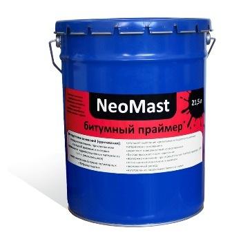 Купить Гидроизоляционная мастика NeoMast