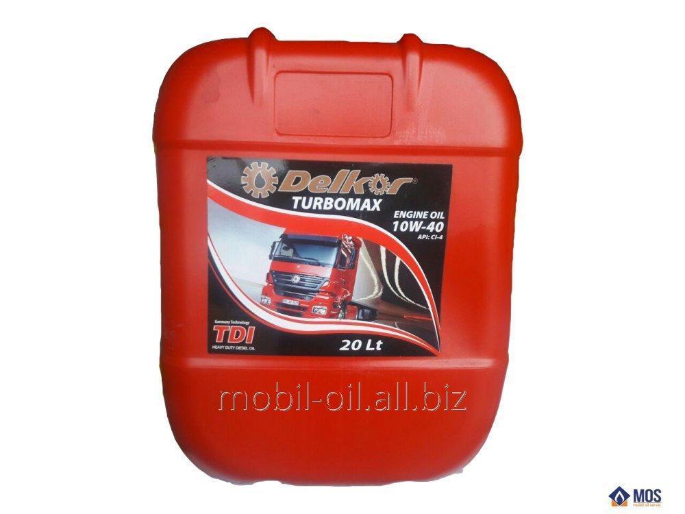 Купить Масла Delkor TURBOMAX 10w-40 Cl-4
