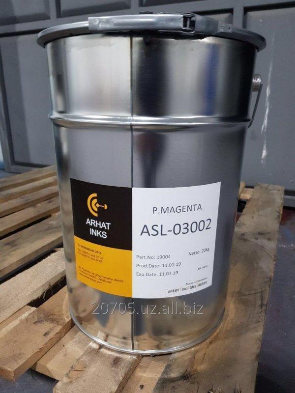 Купить Флексографические краски ARHAT Inks на спиртовой основе MARGENTA/ ARHAT Inks
