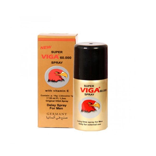 Спрей-пролонгатор для мужчин Viga Super Spray 45 мл