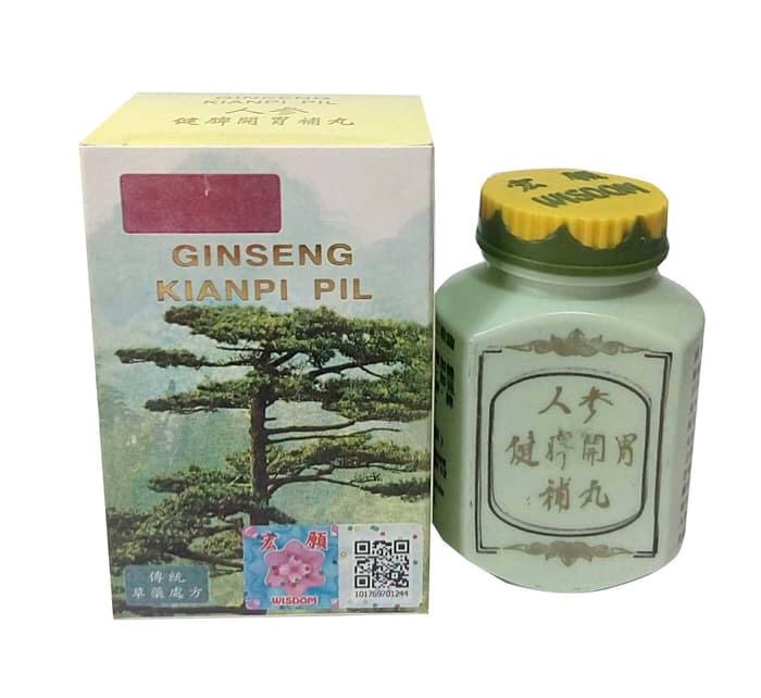 Биологическая добавка Ginseng Kianpi Pi капсулы 60 шт.