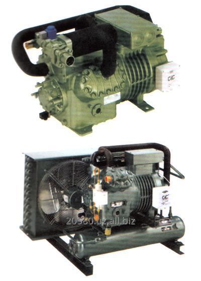 Купить Немецкий двуполюсный полузакрывающий компрессор «Бицээр»
