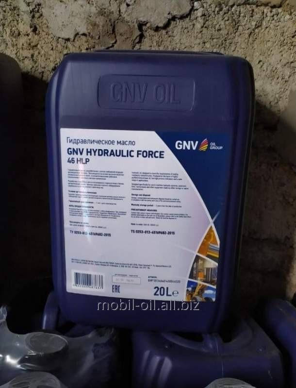 Купить Жидкости гидравлические жароупорные GNV Hydraulic Force 46 HLP