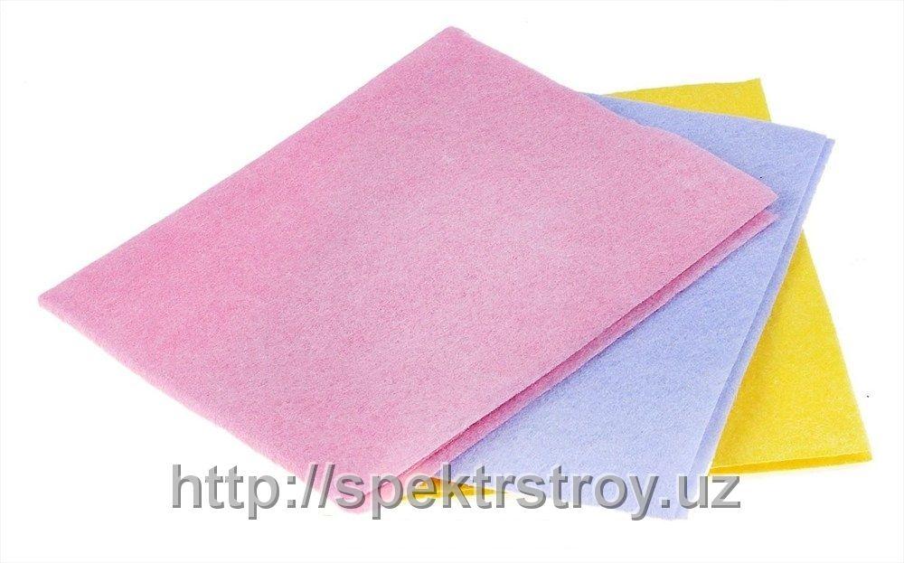 Салфетки 3шт цветные Household Салфетки бумажные