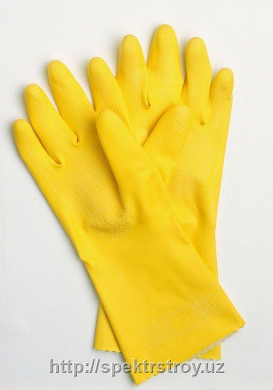 Перчатки Микки Маус
