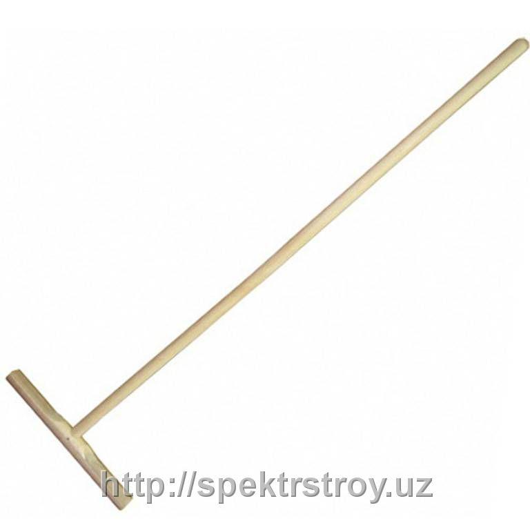Швабра с пластмассовой ручкой