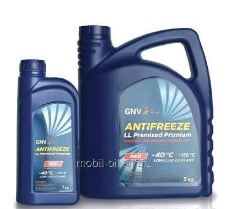 Купить Антифриз (Красный) GNV LL Concentrate Premium 40*