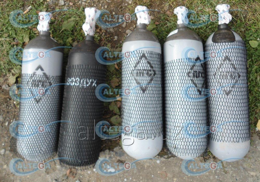 Купить Поверочные газовые смеси (Смеси ПГС)
