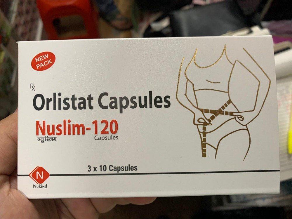 Капсулы Оrlistat capsule для похудения
