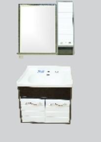Купить Комплект мебели для ванной комнаты Plaza (Тумба, Зеркало)