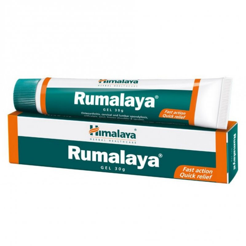 Гель обезболивающий Rumalaya Gel Himalaya 30 гр.