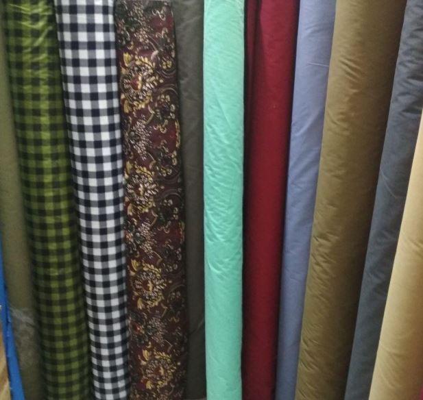 Купить Ткань для текстиля мятная