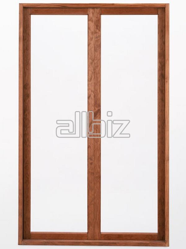 Windows and frames window wooden buy in Tashkent