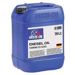 Купить Дизельное масло 15W40 CI-4/SG