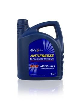 Купить Антифриз Gnv antifreeze ll concentrate premium красный