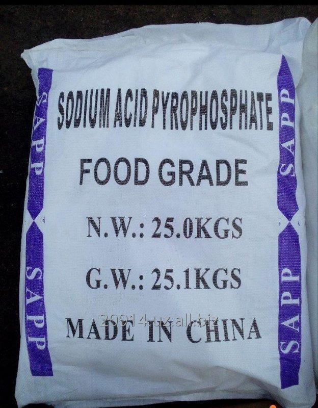 Пирофосфат натрия пищевая SAPP28