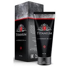 TITANIUM (ТИТАНИУМ) - ГЕЛЬ