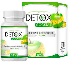 «Detox» — средство для похудения