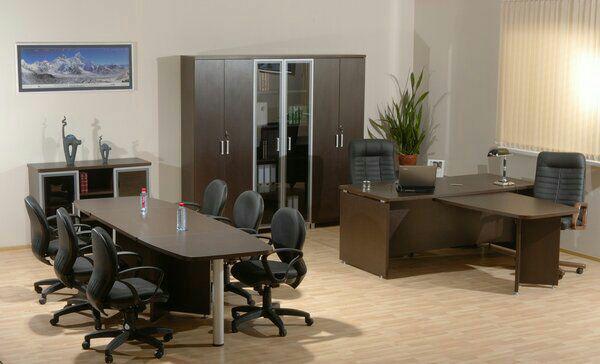 Производство мебели для офисов и госструктур