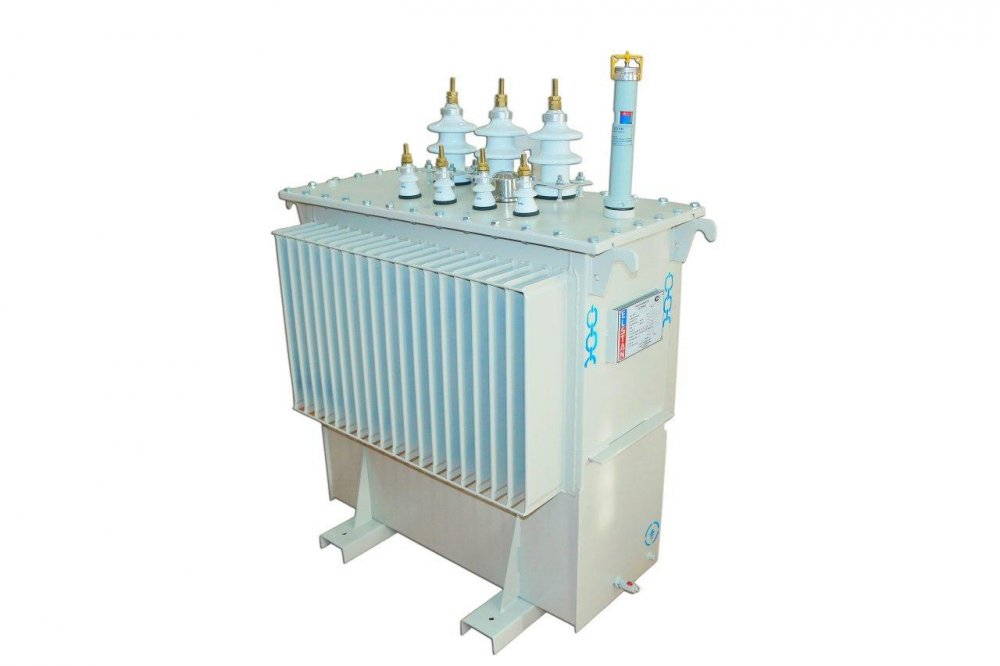 Купить  Трансформаторы масляные герметичные серии ТМГ, мощностью 100 kVA напряжением 6,10/0,4 kV