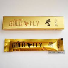 Женский возбудитель — «Золотая Шпанская Мушка» (GOLD SPANISH FLY) 1 штук