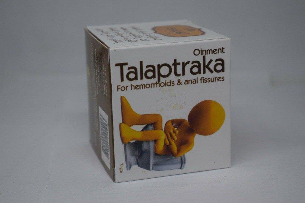 Мазь Talaptraka от геморроя, 60 мл