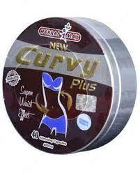 Curvy Plus капсулы для похудения 40шт