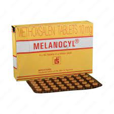 Таблетки Меланоцил (Melanocyl) от витилиго