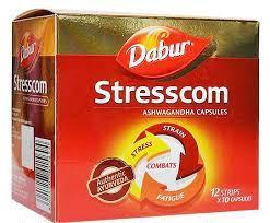 Dabur / Мощный антистрессовый препарат Стресском