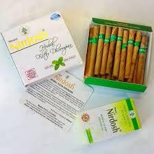 Нирдош – сигареты без табака (с фильтром), 20 шт.