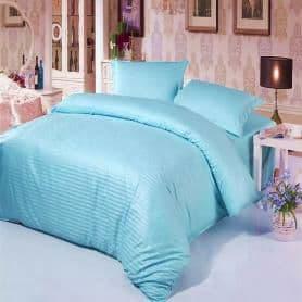 Купить Комплекты постельного белья из Страйп Сатина