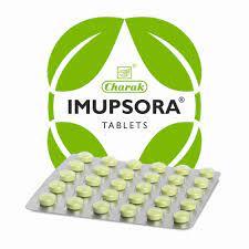 Имупсора (Imupsora) от псориаза и кожных заболеваниях
