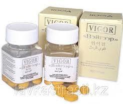 """Мужская виагра """"VIGOR"""" (""""Вэйгээр""""), 10 таблеток"""