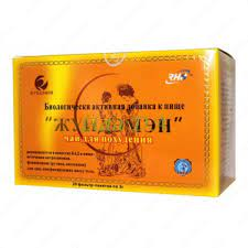 Чай для похудения Жуйдэмэн — эффективное средства по снижению веса.